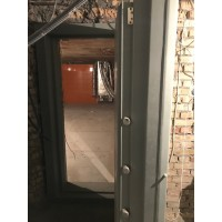 Дверь бронированая Практика в хранилище 5 класс
