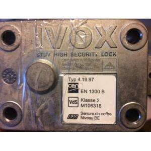 Сейфовый замок STUV IVOX B-class