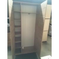 Шкаф новый универсальный платяной+ полки