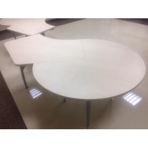 Стол с кругом большой