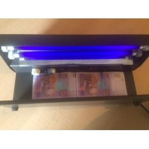 Детектор валют ультрофиолетовый