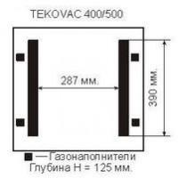 Вакуумный упаковщик новый TEKOVAC 400/500